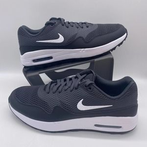 Nike Air Max 1 G Golf Black Anthracite Golf Shoes